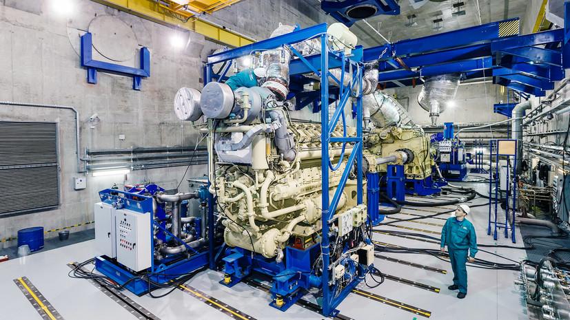«Передовой и надёжный»: чем уникален российский дизель-газотурбинный агрегат М55Р для кораблей ВМФ