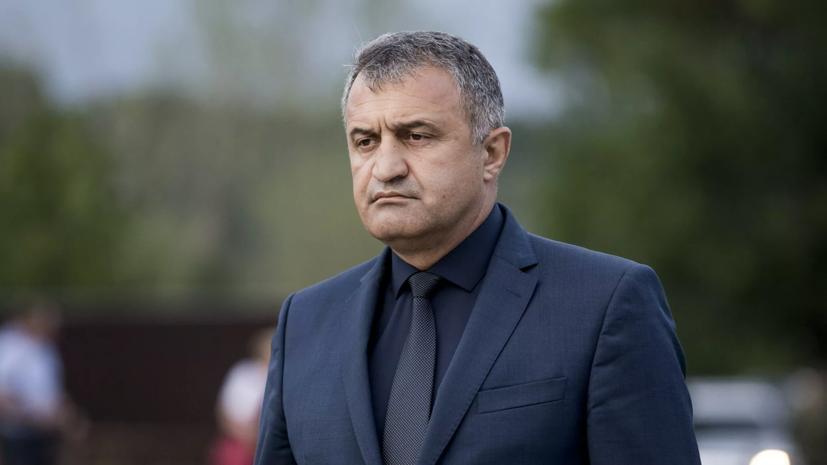 Президент Южной Осетии привился «Спутником V»