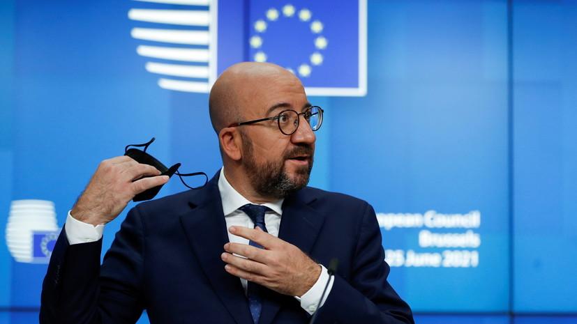 Лидеры ЕС продлили экономические санкции против России