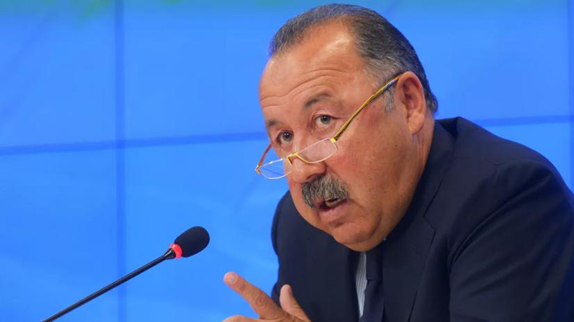 Газзаев: Джикия всего себя отдавал на поле в каждом матче Евро-2020