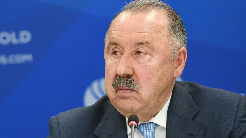 Газзаев: сборная России выглядела одной из самых слабых на Евро-2020