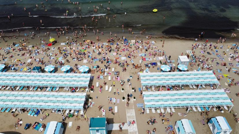 На Кубани пояснили правила приёма переболевших COVID-19 туристов