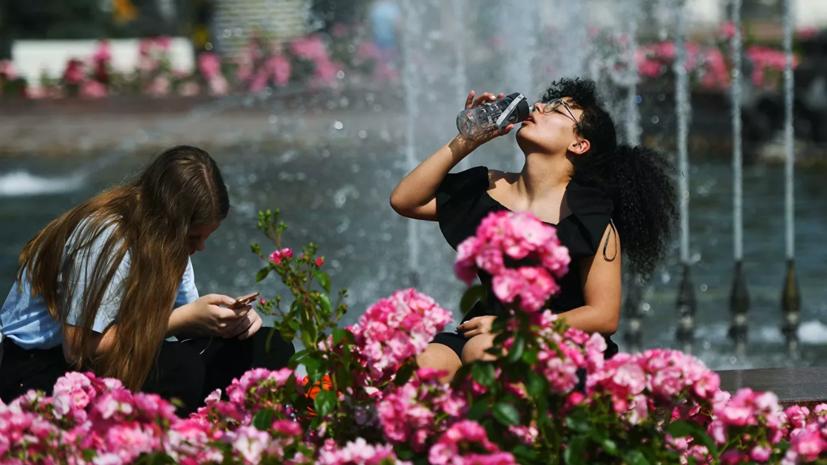 Продажи мороженого в Петербурге выросли на фоне аномальной жары
