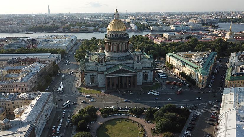 Метеоролог рассказал о погоде в Петербурге в ближайшие дни