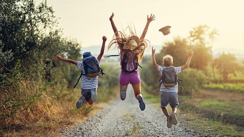 Психолог рассказала, как провести каникулы с детьми