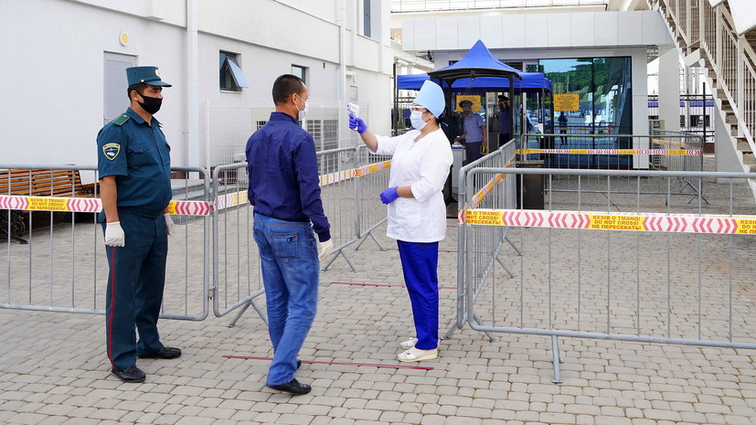 В Узбекистане за сутки выявили 546 случаев коронавируса