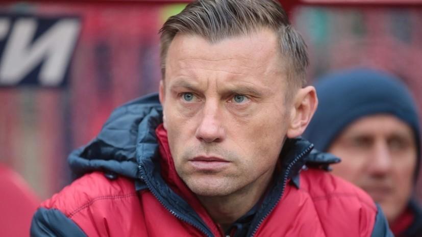 Олич считает, что Влашич перерос РПЛ и нуждается в дальнейшем развитии