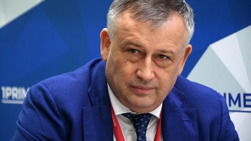 Губернатор Ленинградской области объяснил решение о переносе Гран-при России на «Игору Драйв»