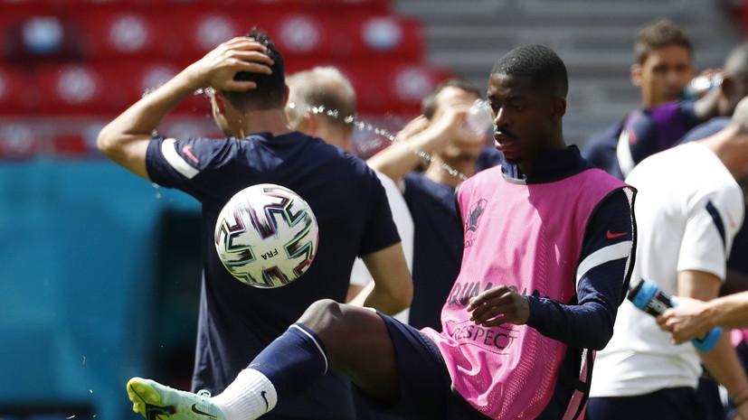 ФИФА выплатит «Барселоне» компенсацию за травму Дембеле на Евро-2020