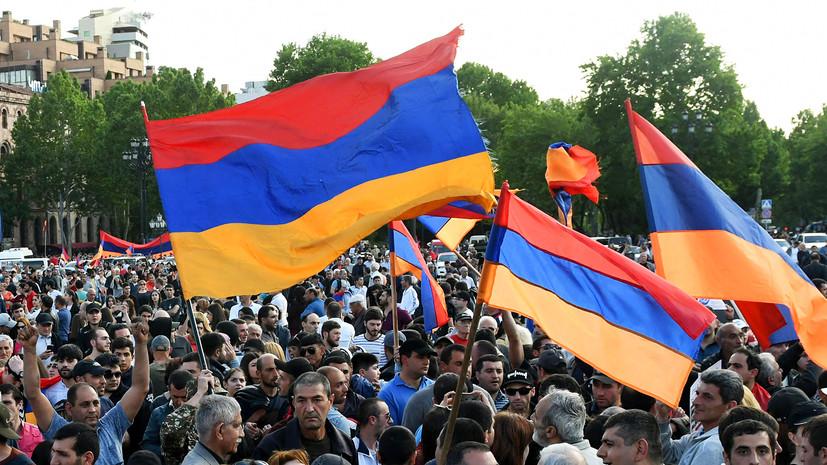 США намерены продолжить работу по «укреплению гражданского общества» в Армении