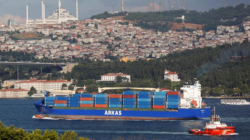 «Новая страница развития Турции»: Эрдоган дал старт строительству канала в обход Босфора