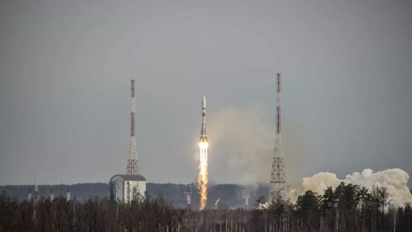 Ракета «Союз-2,1а» вывезена на стартовый комплекс Байконура