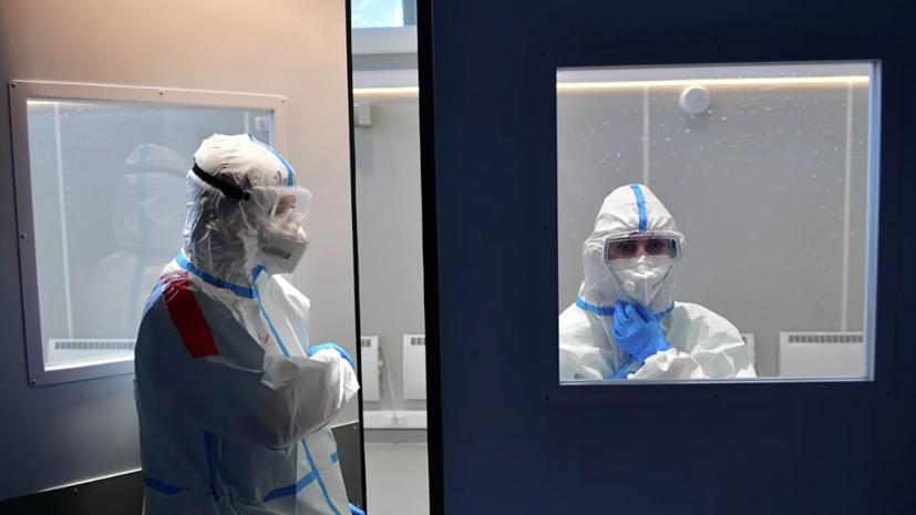 В России за сутки выявили более 20 тысяч случаев коронавируса