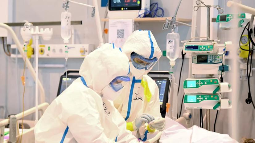 В Москве за сутки выявили более 6 тысяч случаев коронавируса