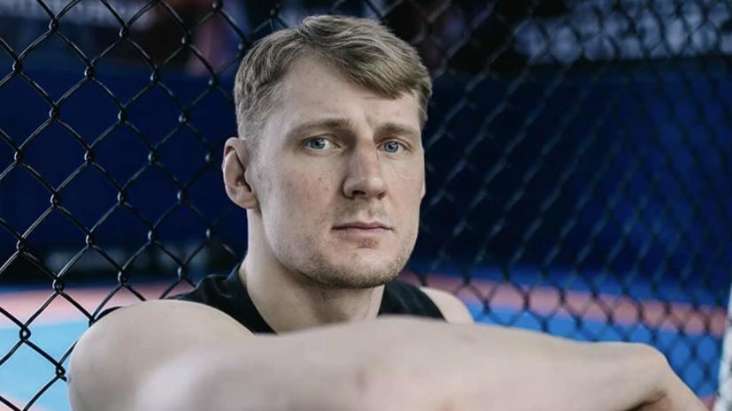 Тактаров отреагировал на поражение Волкова от Гана на UFC Vegas 30