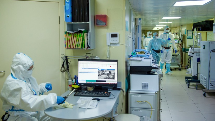Максимум за время пандемии: в Москве за сутки от COVID-19 скончались 114 человек
