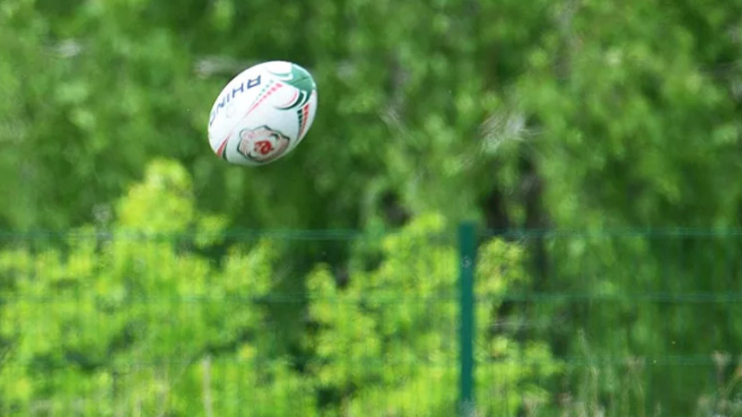 Мужская сборная России по регби-7 победилаГрузию и обеспечила себе медали ЧЕ