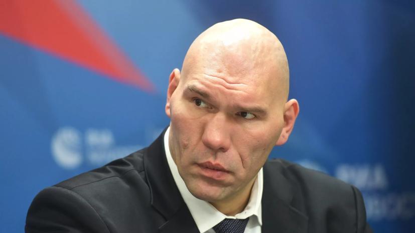 Валуев прокомментировал предложение Моргенштерна запретить MMA