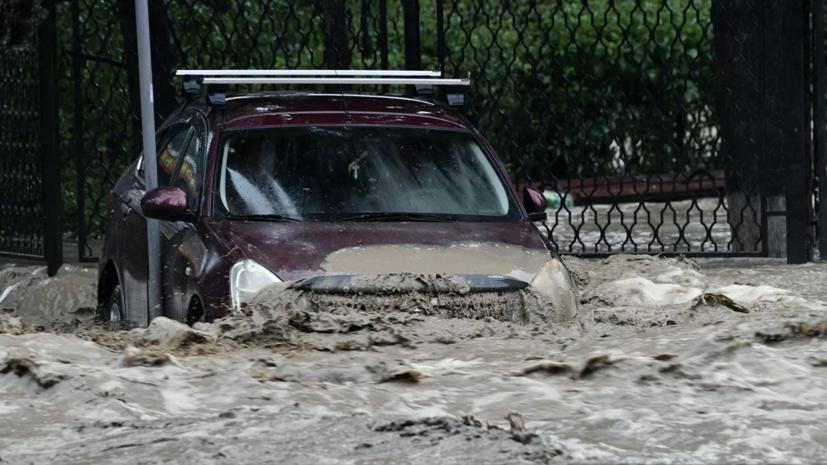 Мэр Ялты заявила о подготовке к эвакуации населения из-за возможных новых подтоплений