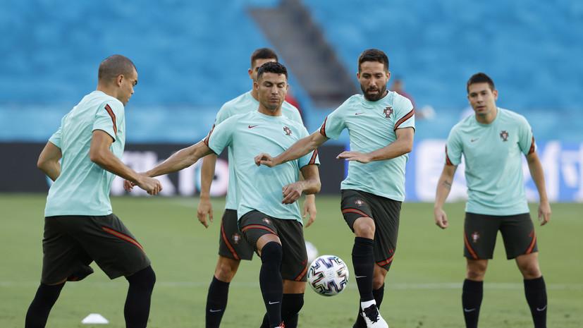 Рахимов рассказал о преимуществе Португалии в преддверии матча Евро-2020 с Бельгией