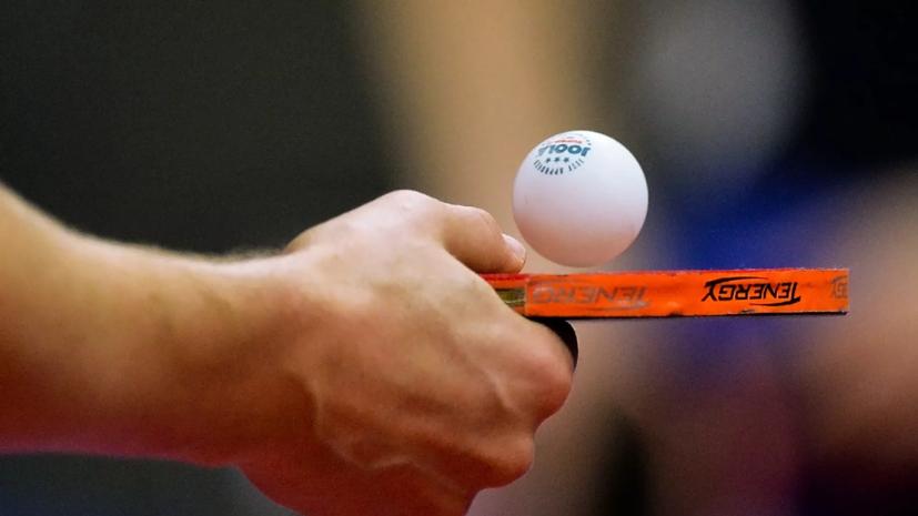 Кацман и Гребнев стали чемпионами Европы по настольному теннису в парном разряде