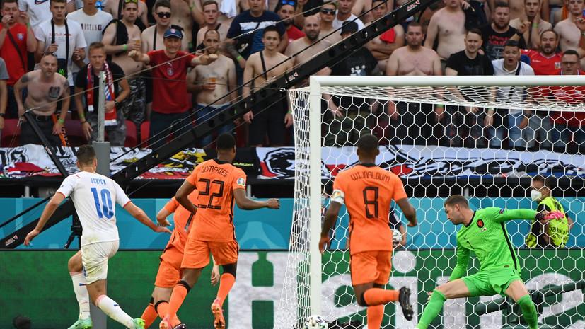 Шик: никто не ожидал, что Чехия пройдёт так далеко на Евро-2020