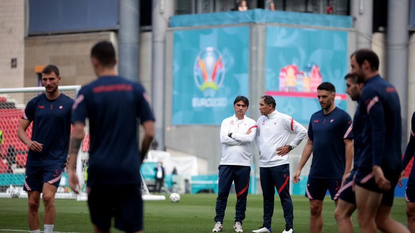 Далич: Испания, как и Хорватия, начала чемпионат Европы не с той ноги