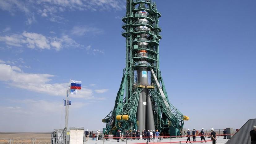 В «Роскосмосе» рассказали о подготовке к пуску «Союза-2.1а»