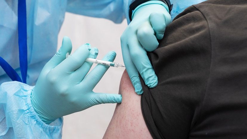 В Смоленской области ввели обязательную вакцинациюдля ряда сфер