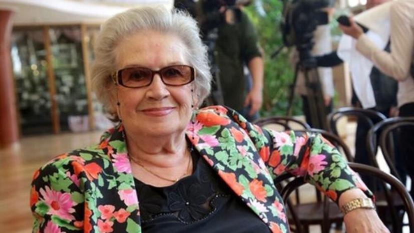 Умерла актриса Нина Коновалова
