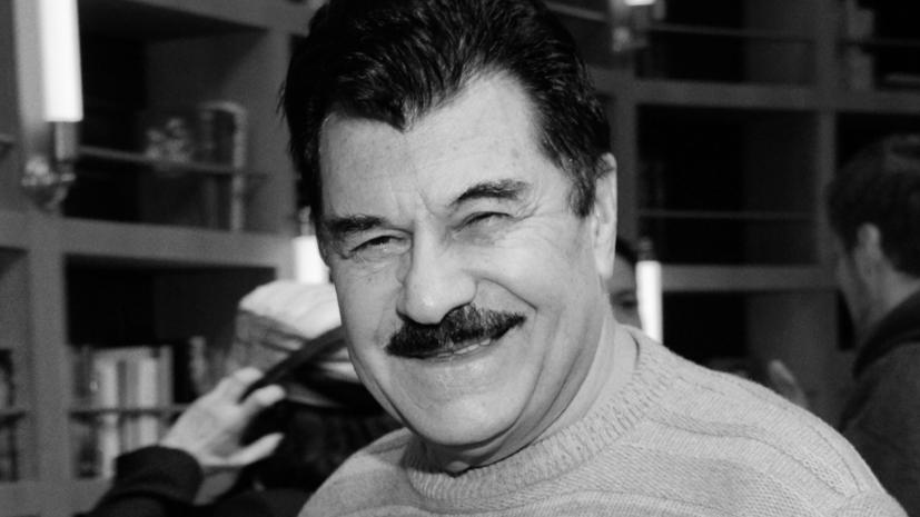 Умер основатель шоу-группы «Доктор Ватсон» Георгий Мамиконов
