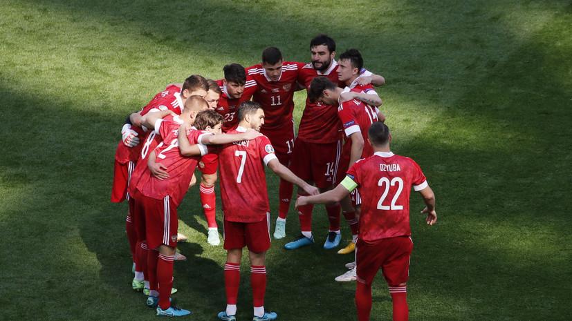 Канчельскис назвал сборную России по футболу худшей командой на Евро-2020
