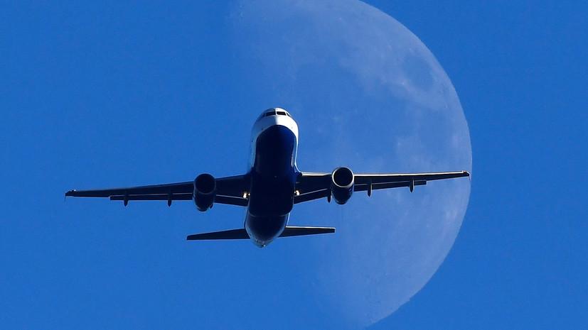 РБК: первая российская авиакомпания стала облетать Белоруссию