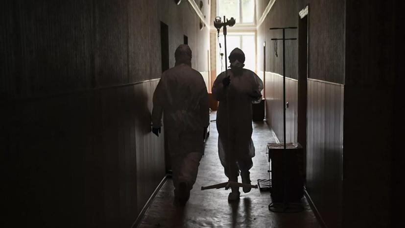 Горбольницу в Севастополе перепрофилируют под инфекционный госпиталь