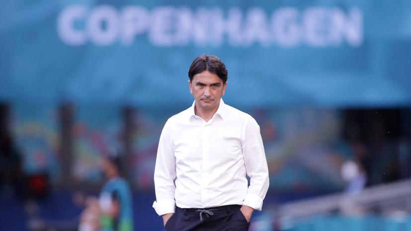 Далич заявил, что сборной Хорватии не хватало Ловрена в матче 1/8 финала Евро-2020 с Испанией