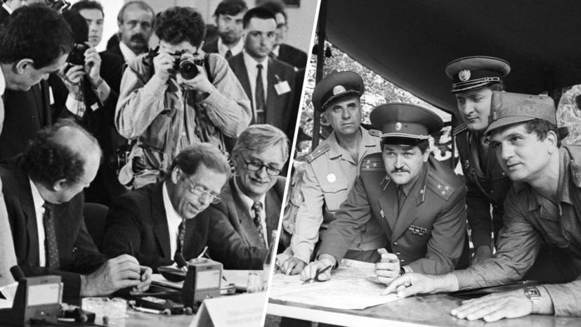 «Была гарантом мира в Европе»: российские политики и военные — о роспуске Организации Варшавского договора