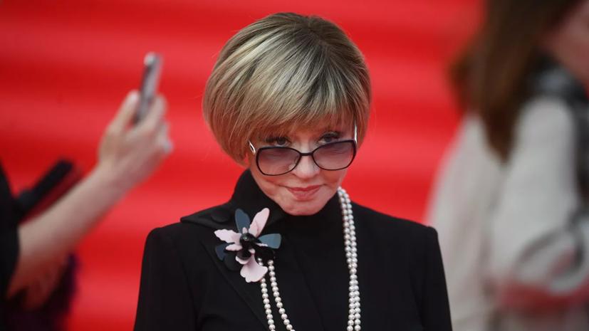 Во ВГИКе сообщили о госпитализации актрисы Веры Алентовой
