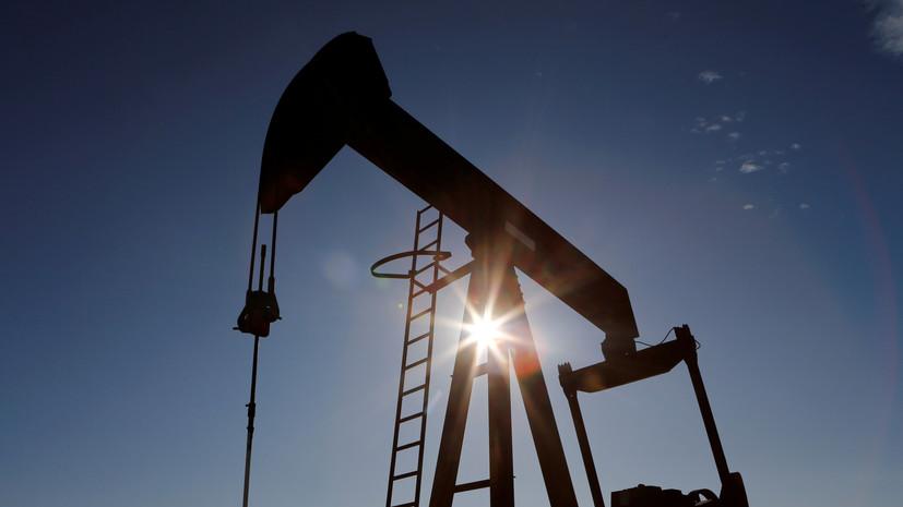 Цена российской нефти Urals на торгах в Европе превысила $75