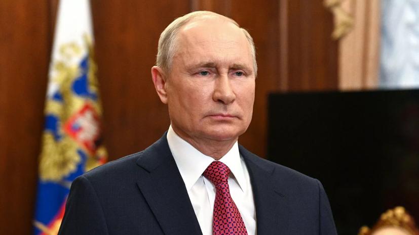 Путин обсудил с президентом Туркменистана взаимодействие в борьбе с COVID-19