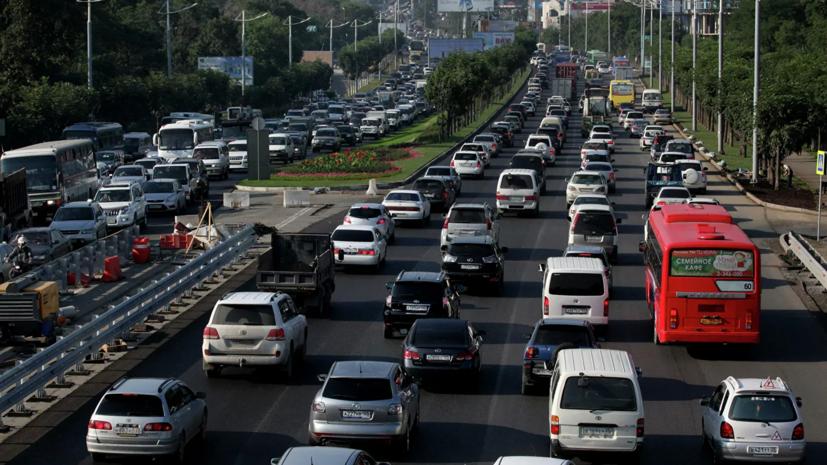 В ГИБДД вновь высказались против идеи снижения скорости в городах до 30 км/ч