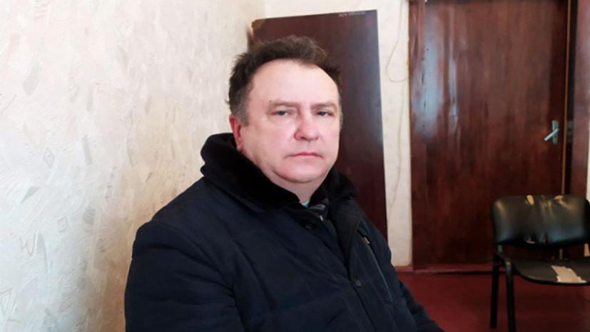 Пострадавшему при обстреле ВСУ жителю Горловки пришлось спасать свой дом от огня