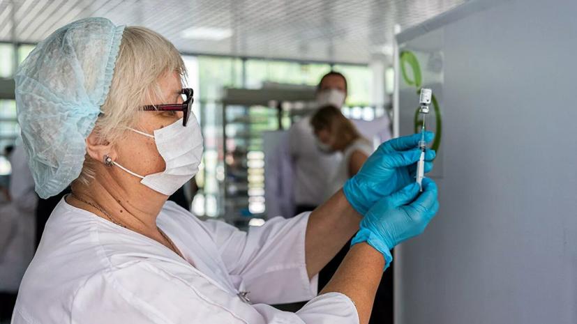 Песков рассказал о ситуации с вакцинацией от коронавируса