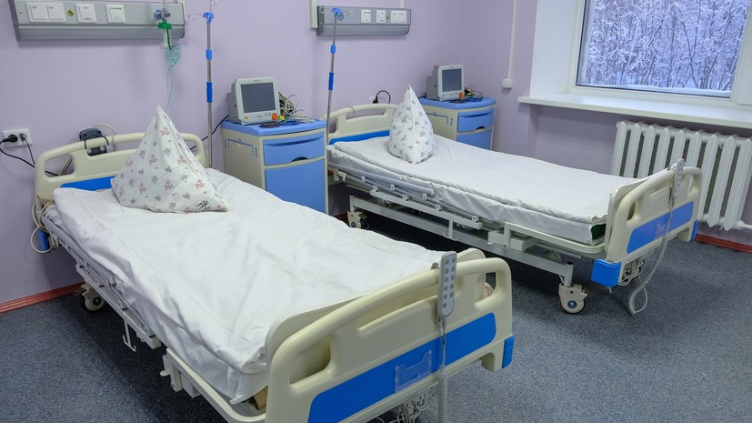 В Удмуртии сообщили об увеличении коечного фонда для пациентов с COVID-19
