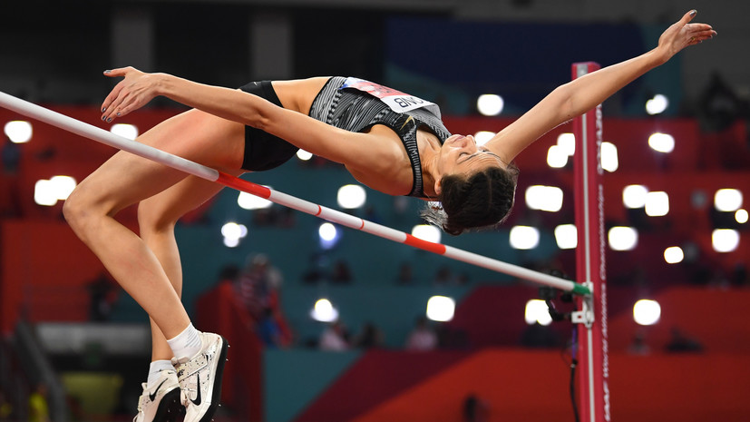 Назван состав сборной России по лёгкой атлетике на Олимпиаду в Токио