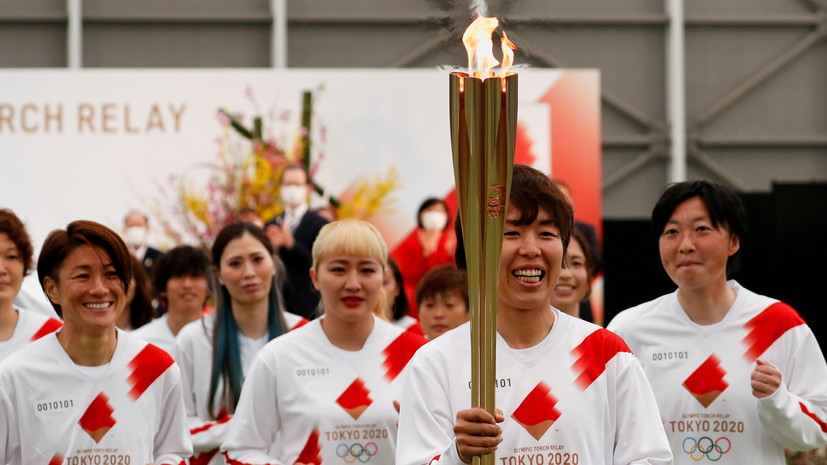 Глава ОКР заявил, что количество спортсменов на церемонии открытия Игр в Токио не будет ограничено