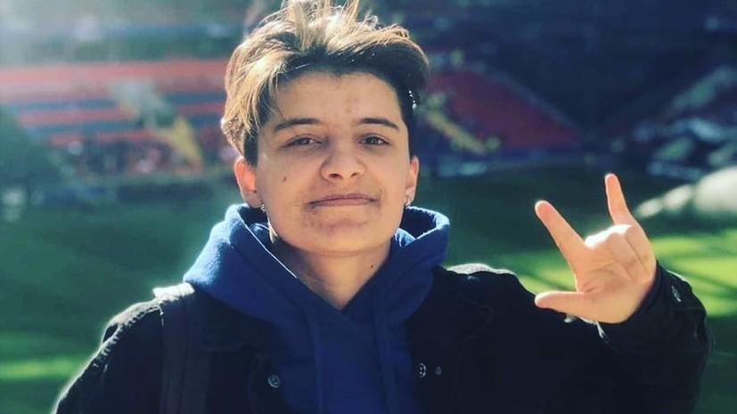 «Училась по матчам, которые смотрела по телевизору»: как девушка из Таджикистана строит футбольную карьеру в России
