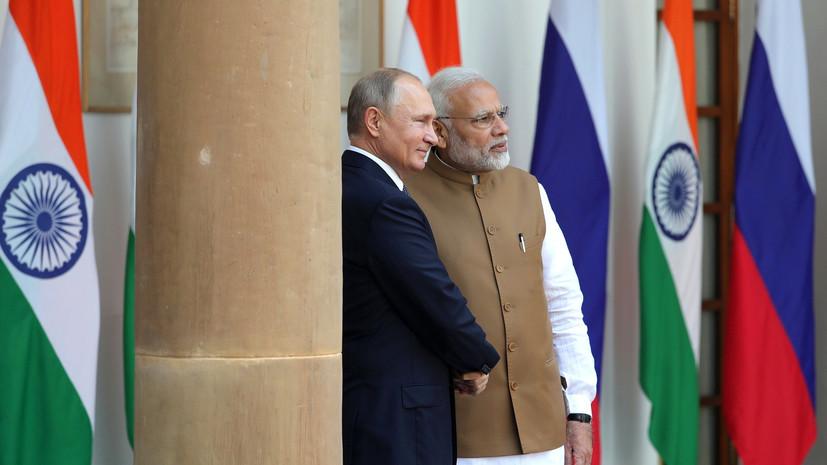 Востоковед прокомментировал сотрудничество России и Индии в энергетике