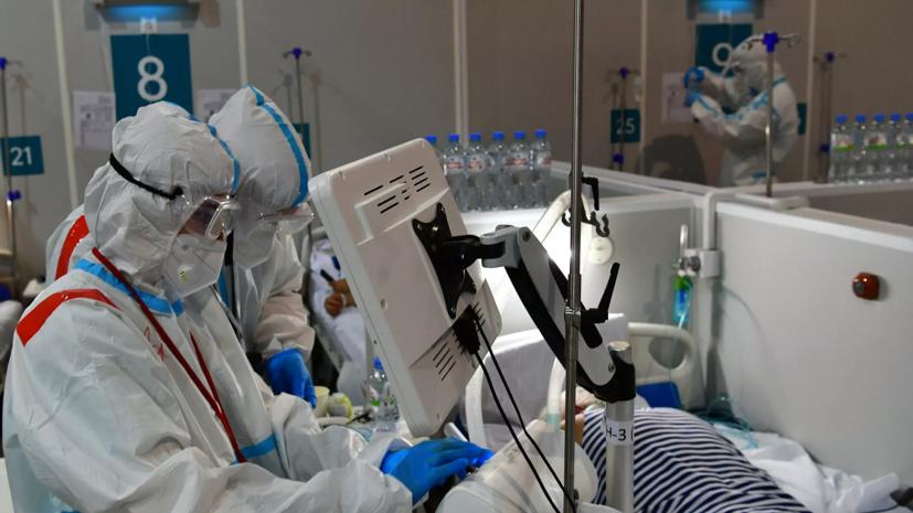 В Петербурге еженедельный прирост заболеваемости COVID-19 превышает 20%