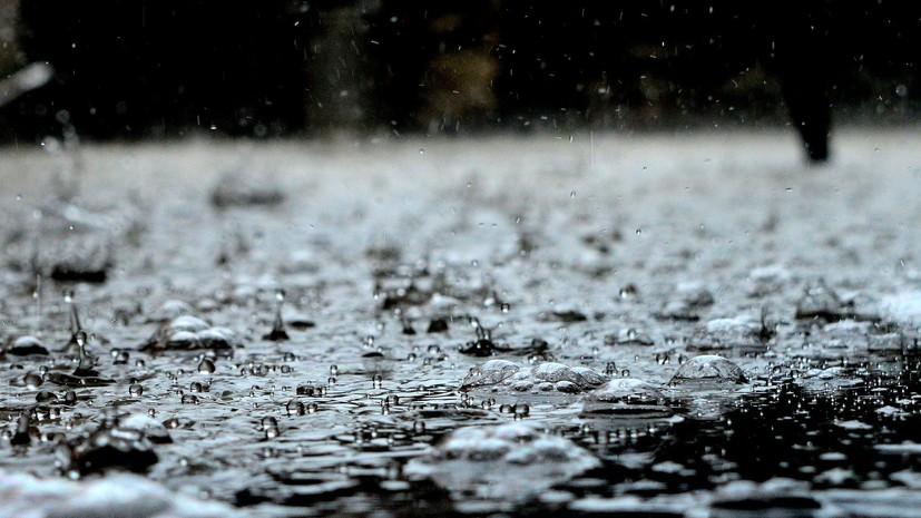Врач напомнила о возможном вреде прогулок под дождём