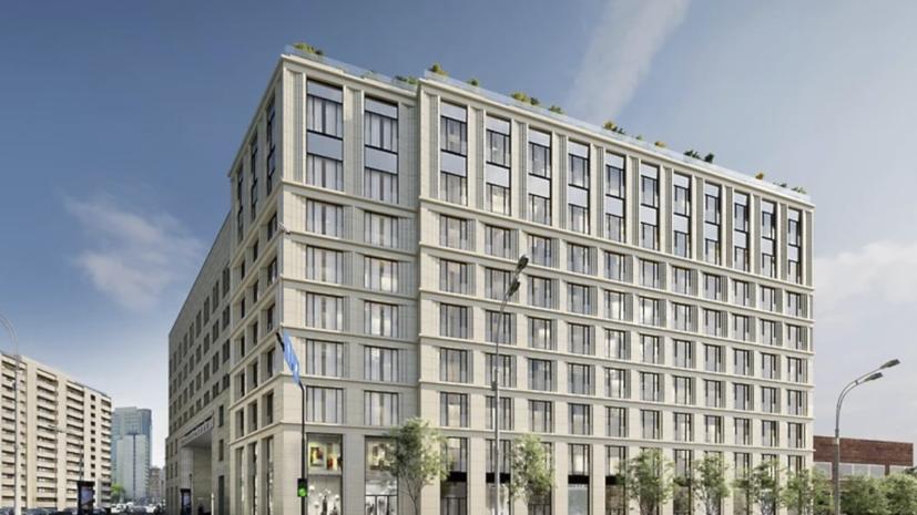 В Москве планируют реконструировать здание гостиницы «Варшава»